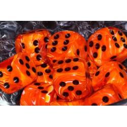 Vortex Orange & Black