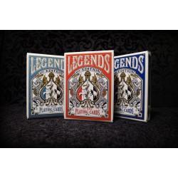 """Legends Deck """"Green Edition"""""""