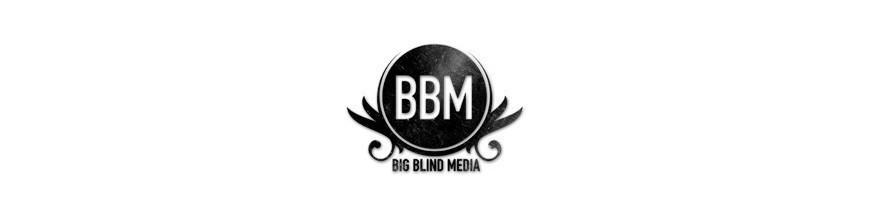 Jeux de cartes Big Blind Media - Design de Sam Hayles - Bicycle Karnival