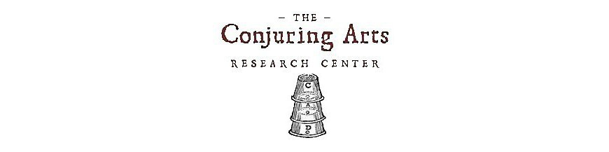 Decks of playing cards Conjuring Arts Research Center - Bee Erdnase Acorn Back, Smith Back, Ask Alexander