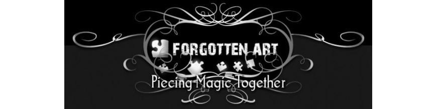 Decks of playing cards Forgotten Art by Martin Adams - Bicycle Phantom, Enigma