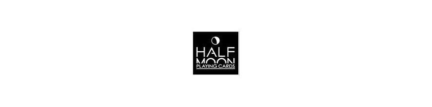 Jeux de cartes Half Moon par Lotrek - Grotesque Deck