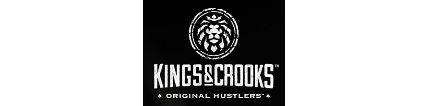 Jeux de cartes Kings & Crooks par Lee McKenzie - Empire Bloodlines, Kings