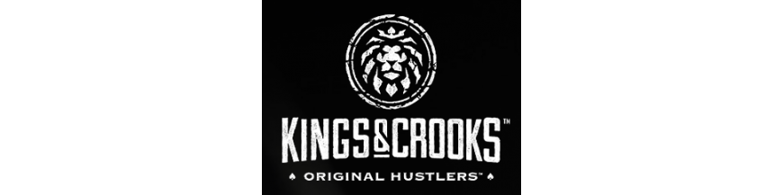 Decks of playing cards Kings & Crooks by Lee McKenzie - Empire Bloodlines, Kings