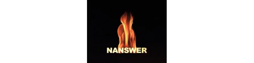 Jeux de cartes Nanswer Magic par Eric Duan - Bicycle Pirate, Apollo, Rosefinch, Black Warrior, Green Dragon