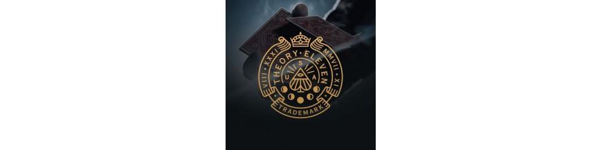 Jeux de cartes Theory 11 - Bicycle Centurions, Rebels, Monarchs, Daniel Madison Players