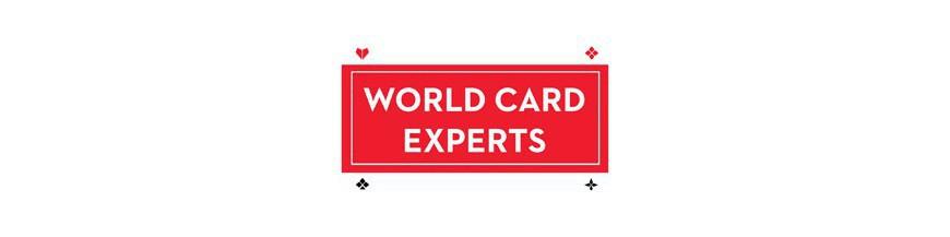 Decks of playing cards World Card Experts by De'vo Vom Schattenreich